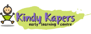 Kindy Kapers Early Learning Centre Logo